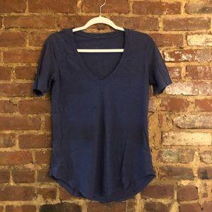 Lululemon Vneck T-shirt